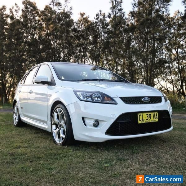 2010 Ford Focus Hatchback XR5 Turbo Reduced For Quick Sale