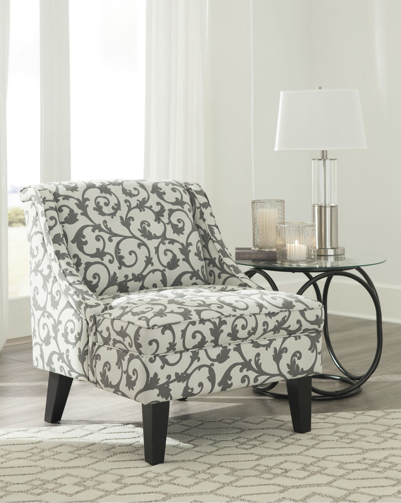 Signature Design By Ashley Kexlor Gray Accent Chair Reviews