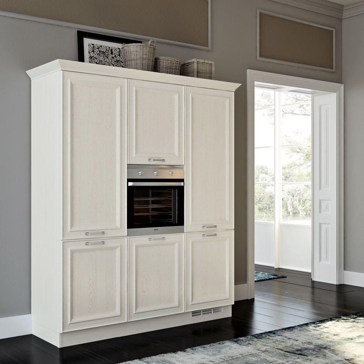Cucina classica SARA di ekocucine.it - Anta telaio artico #kitchens ...