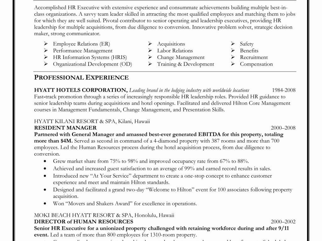 32 Best Of Human Resources assistant Resume in 2020 (With