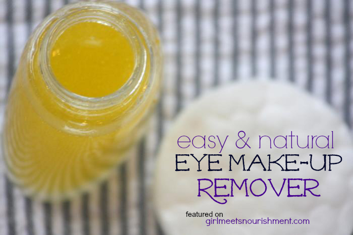 Homemade Natural Makeup Remover Recipes | Saubhaya Makeup