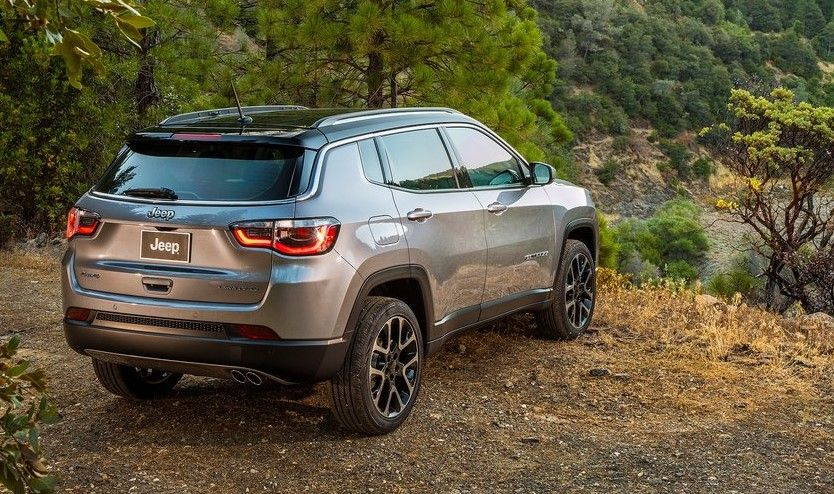 2020 Jeep Compass Exterior, Changes, Engine, Price Jeep