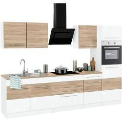 Photo of Held Möbel Kitchenette Trento without electrical appliances Width 290 cm Held Möbel