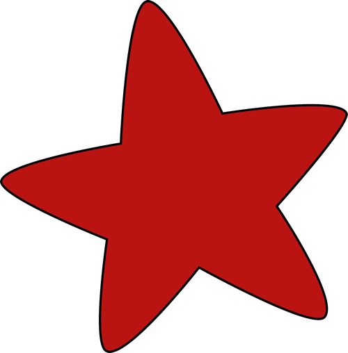 Red Star Clip Art Free Clipart Images Png 3 Free Clip Art Clip Art Free Clipart Images
