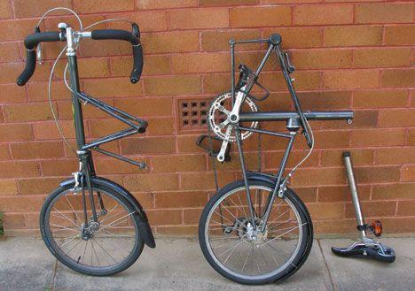 Review Moulton Am7 Separable Dual Suspension Bicycle Moulton