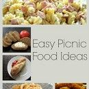 Easy Picnic Food Ideas to Enjoy in the Great Outdoors #familypicnicfoods