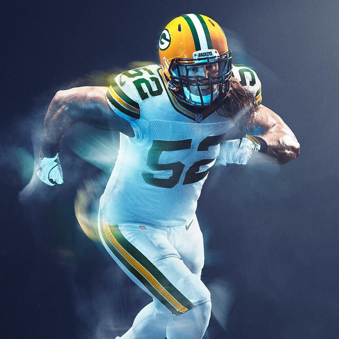 best service 06e4d c5daf Clay Matthews. Green Bay Packers (@packers) on Instagram ...