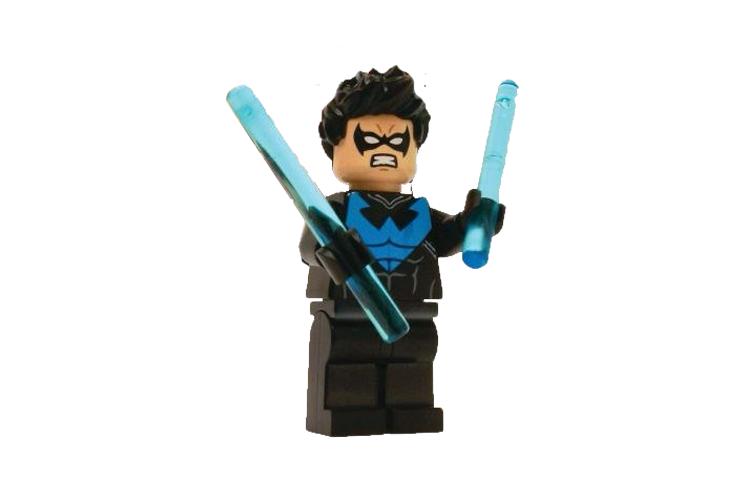 Nightwing   Nightwing, Dc comics batman, Lego super heroes
