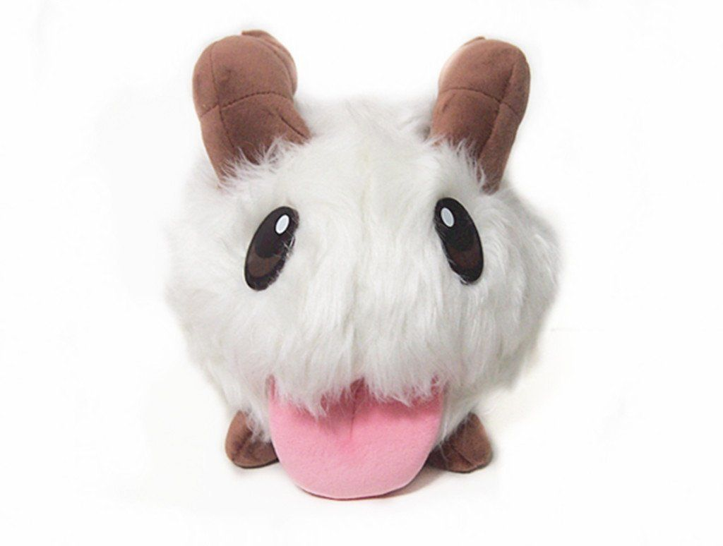 Lol toys images  Amazon League of Legends LOL Limited Poro Gooney Plush Toy