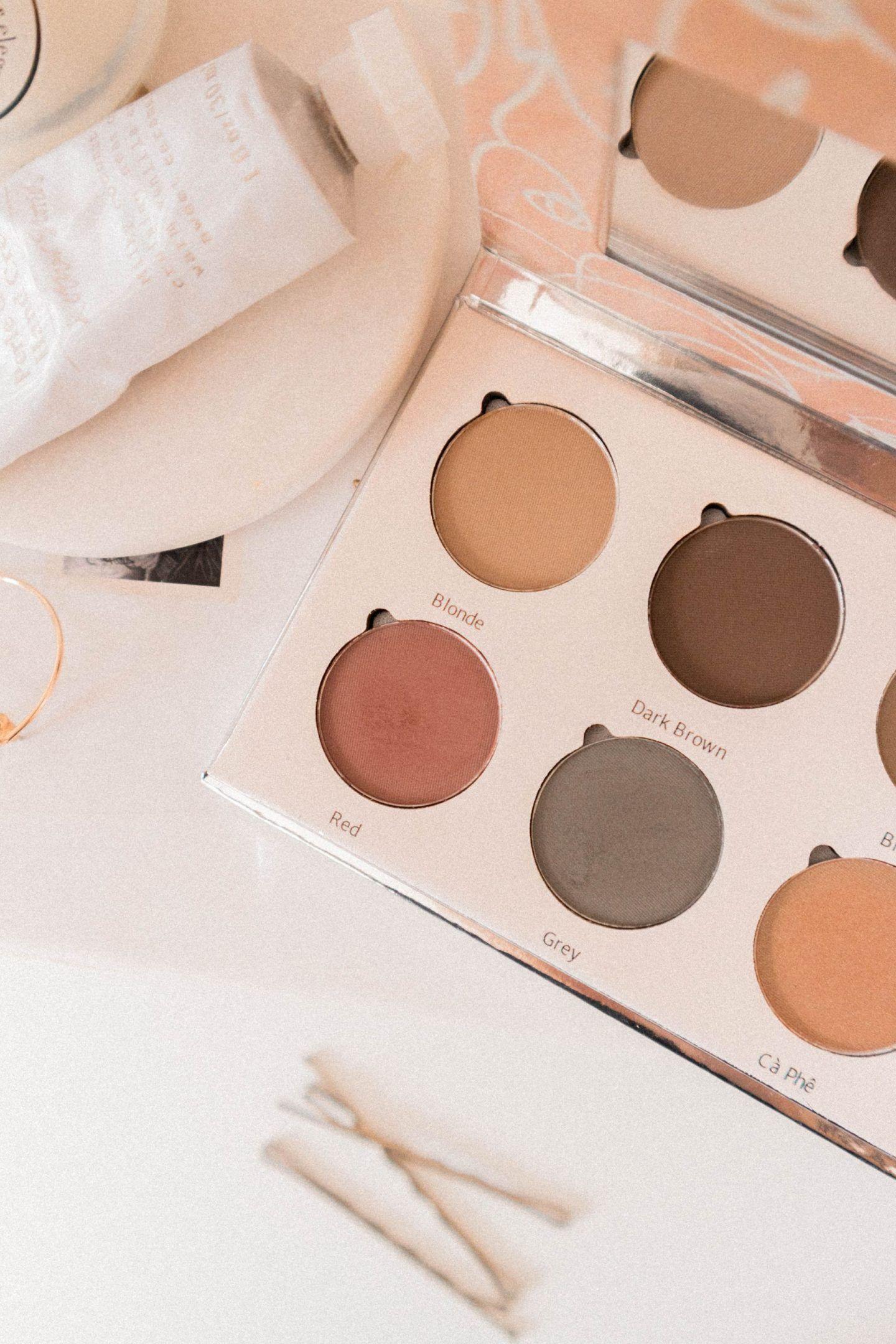 Creating My Perfect Eyeshadow Palette. Madi Williams