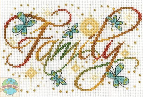 Design Works - Family - Cross Stitch World