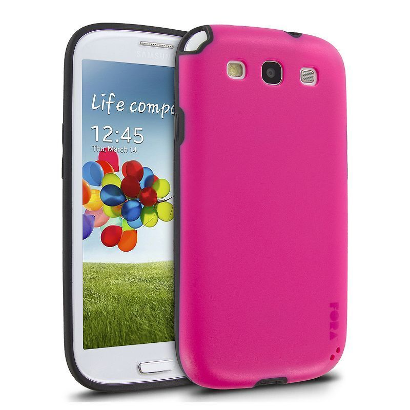 Cellairis Keeper Pink Samsung Galaxy S III Cell Phone Case