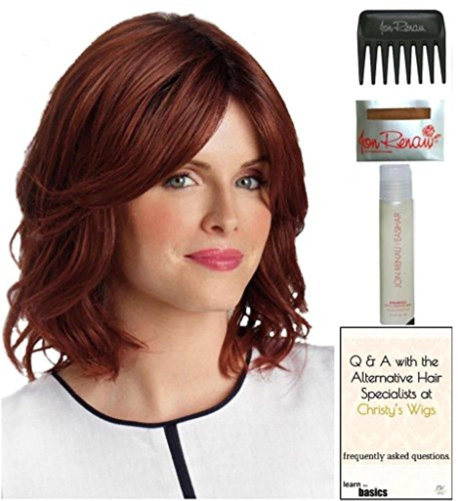 Alondra Wig by Revlon Christy s Wigs Q & A Booklet 2oz Travel Size