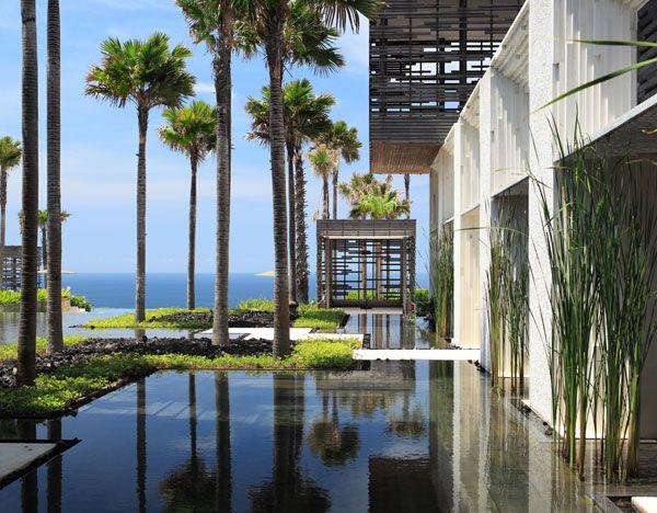Viajes Alila Villas 11 Resort Architecture Alila Villas Uluwatu Architecture