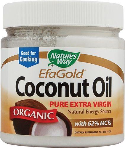 Nature S Way Extra Virgin Organic Coconut Oil 16 Oz Vacation Wish