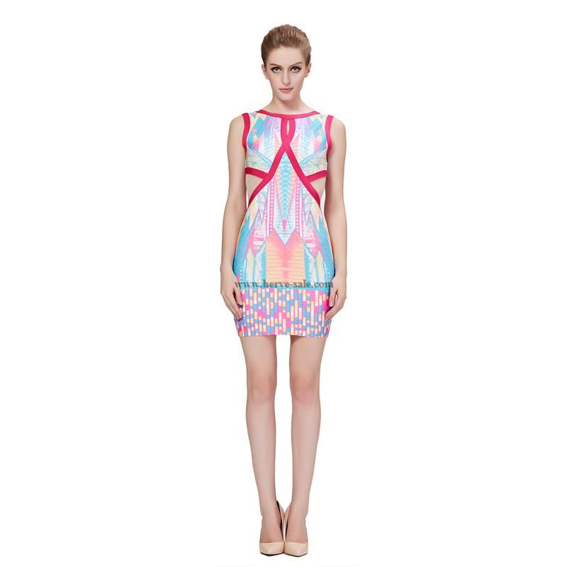 Pin On Herve Leger Robe