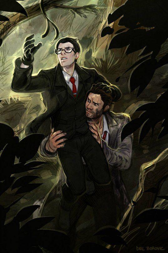 Joseph Oda and Sebastian Castellanos