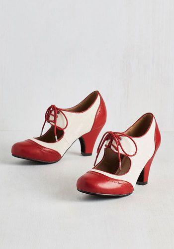 1950s Style Shoes Heels Flats Boots Shoes Women Heels Vintage Heels Shoes