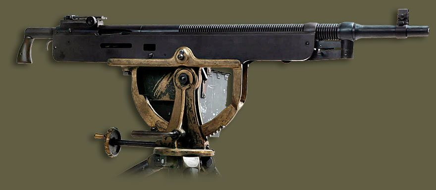 Пулемет Colt-Browning M1895
