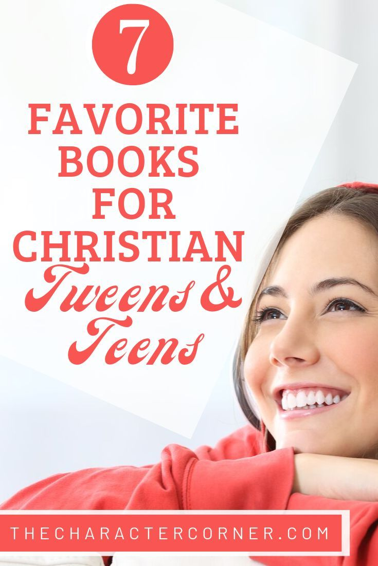 Photo of My 7 Favorite Books For Christian Tweens And Teens – The Character Corner