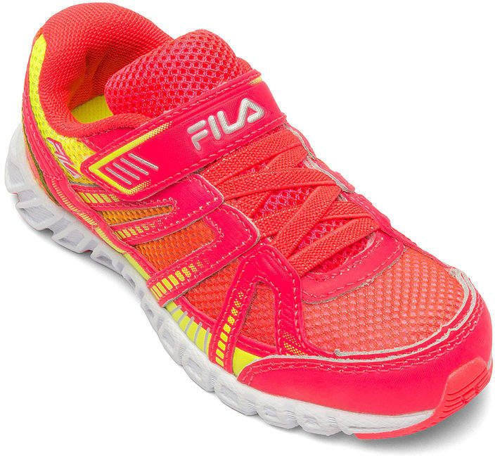 d76cc067f69f Fila Volcanic Runner 5 Girls  Running Shoes - Little Kids