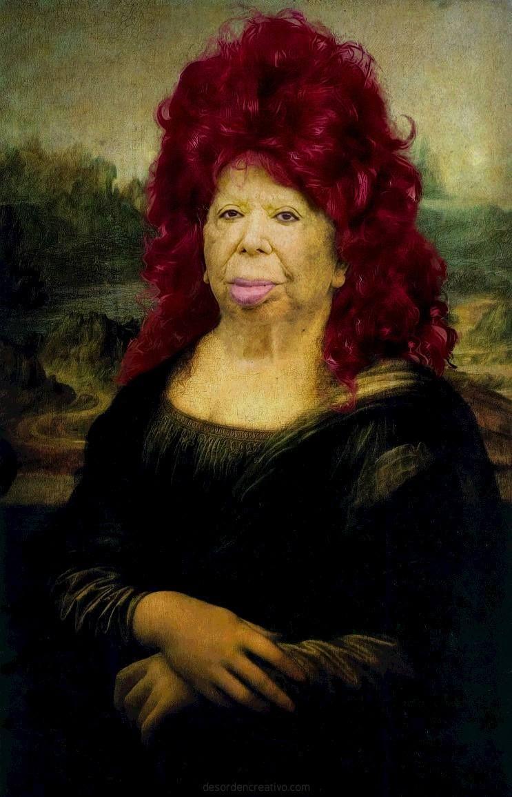 La Gioconda Carmen De Mairena Mona Lisa Carmen De Mairena