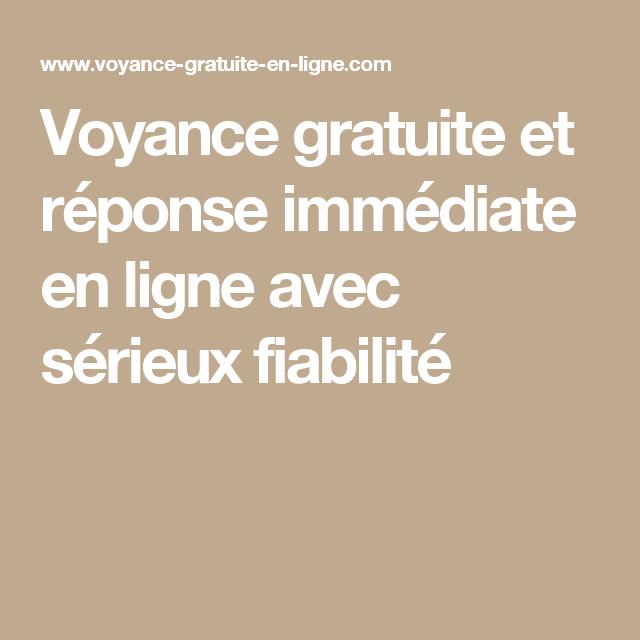 Voyance gratuite et réponse immédiate en ligne avec sérieux fiabilité Tarot  Divinatoire, Email, Free 84396e993cf7