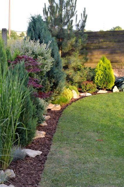 garten hecke #garden #garten Exterir a zahrada