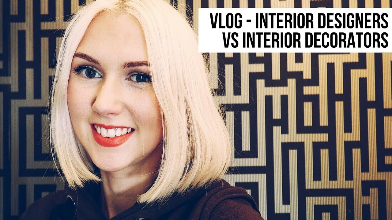 Home Vlog Ideas: Interior Designer Vs Interior Decorator. Room