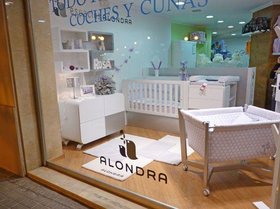 6f155781e Valencia baby furniture shop Alondra.