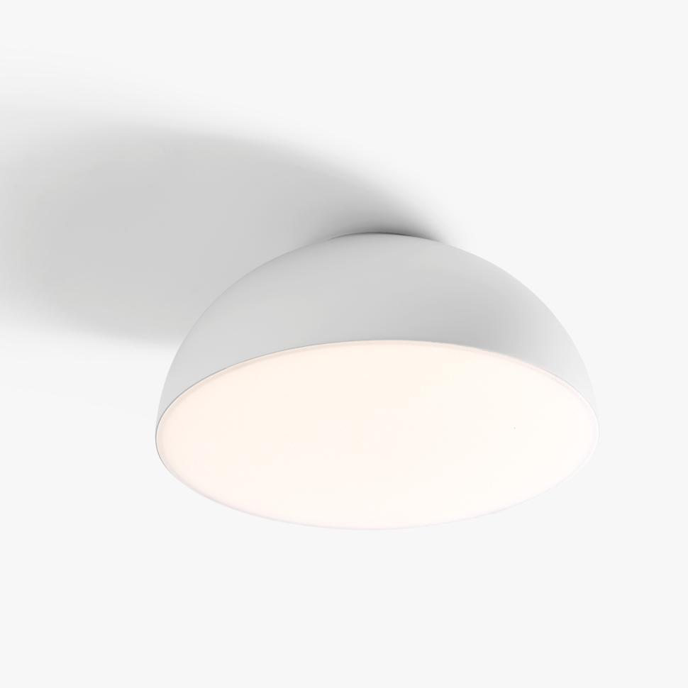 Passepartout Jh12 Lampa Fast Montage Matt Vit Lampor Spotlights Belysning