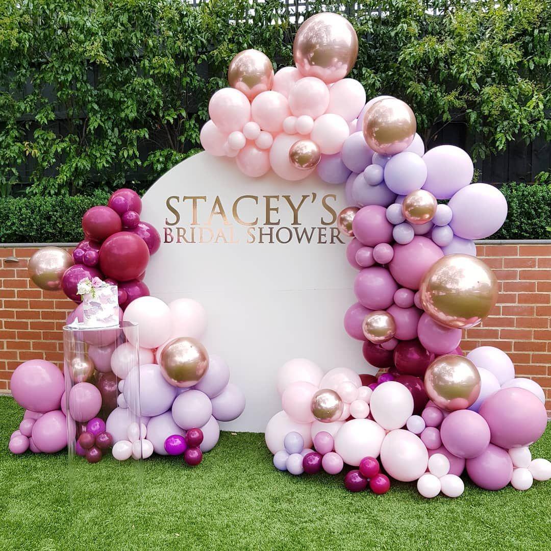 "boutiqueballoonsmelbourne on Instagram ""A stunning"