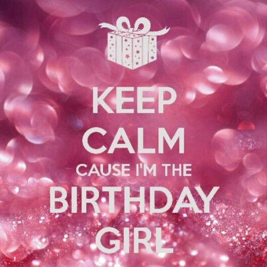 Today It's my 22nd birthday! Happy Birthday to meeee! # ...