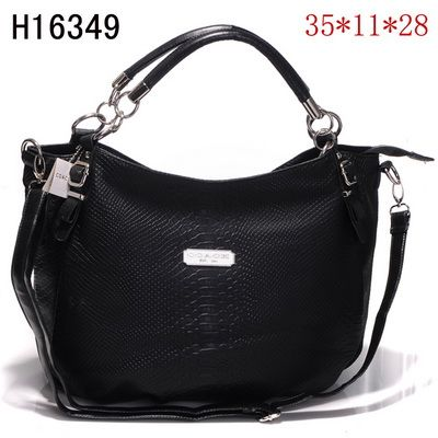 Us2017 Coach Madison Leather Aail Hobo Bag H16349 Black 201 Handbags Purses And
