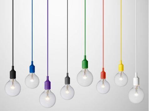 Glühbirne mit Kabel: Hänge-, Tisch- und Bodenleuchten im ...