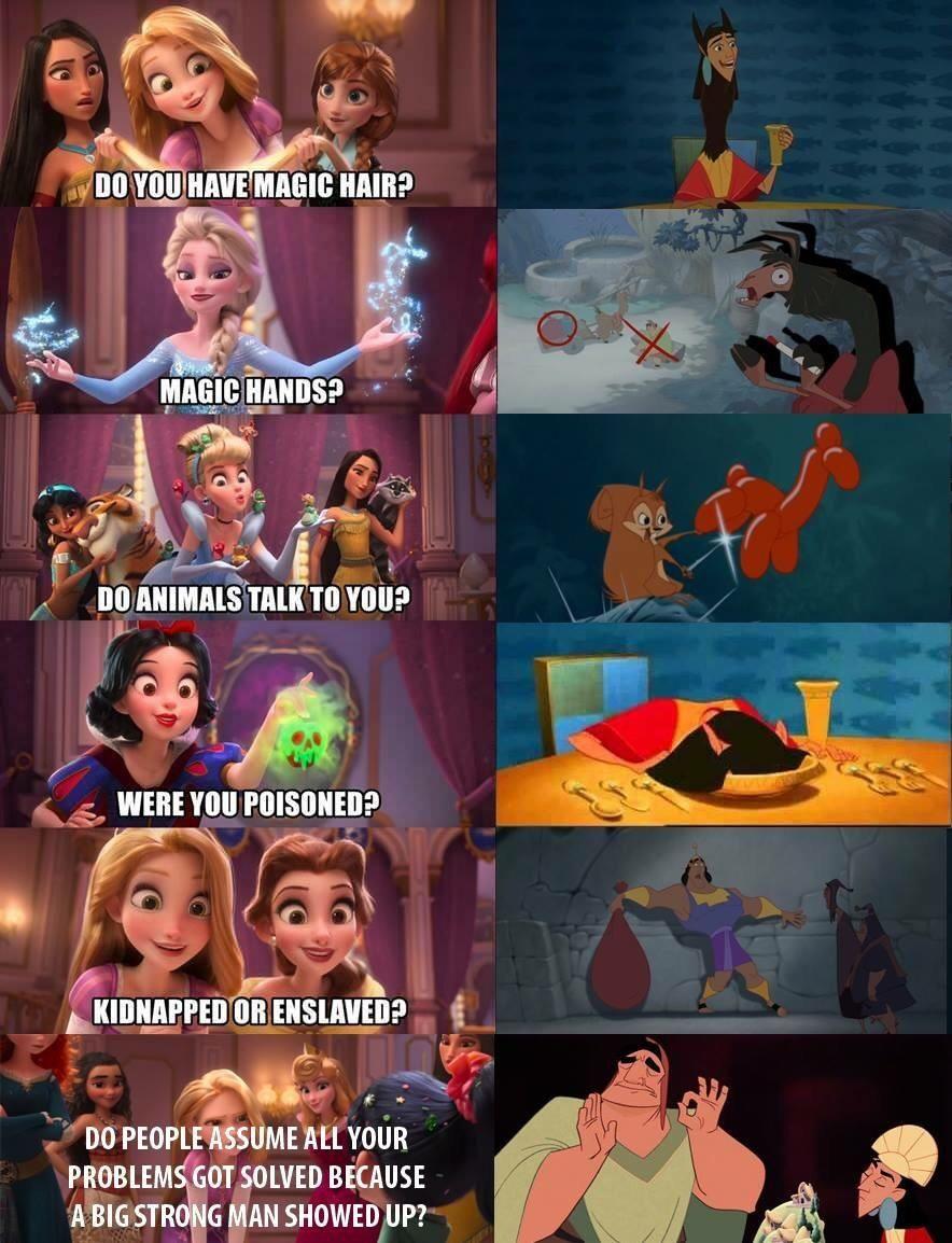 The Overlooked Princess Disney Funny Funny Disney Memes Funny Disney Jokes