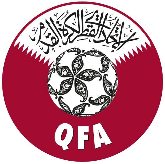 Pin By Qfa On Visit Us Now Qatar Football National Football Teams Football Team Logos