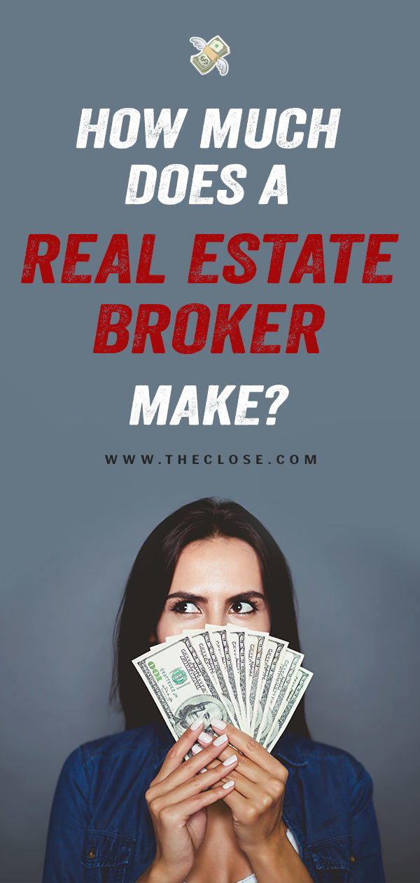 Here S The Average Real Estate Broker Salary For Every State Want To See How Your Salary Compares Want To Real Estate Broker Brokers Real Estate Advertising