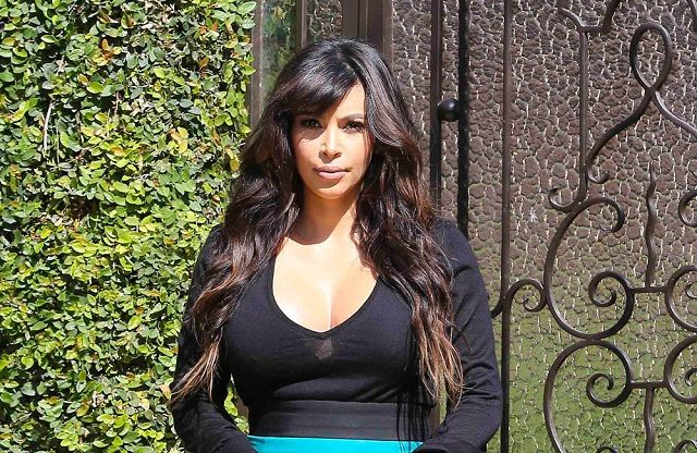 Kim Kardashian is planning a post-pregnancy weight loss DVD