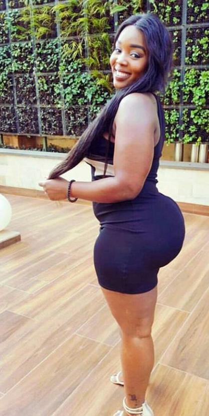 Thick Big Booty Ebony Bbw