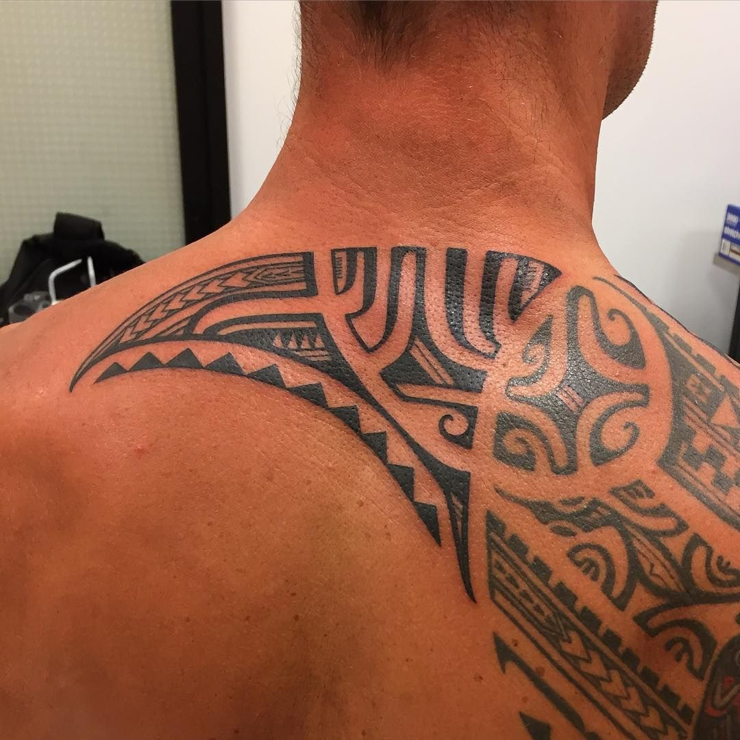 Hawaiian Tattoo Designs And Meanings Hawaiian Hawaiian Tattoo And
