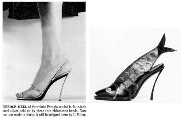 TheHistorialist: 1955 | ANDRE PERUGIA AND THE FISH SHOE | TRIBUTE TO GEORGES BRAQUE | NOT 1931 |
