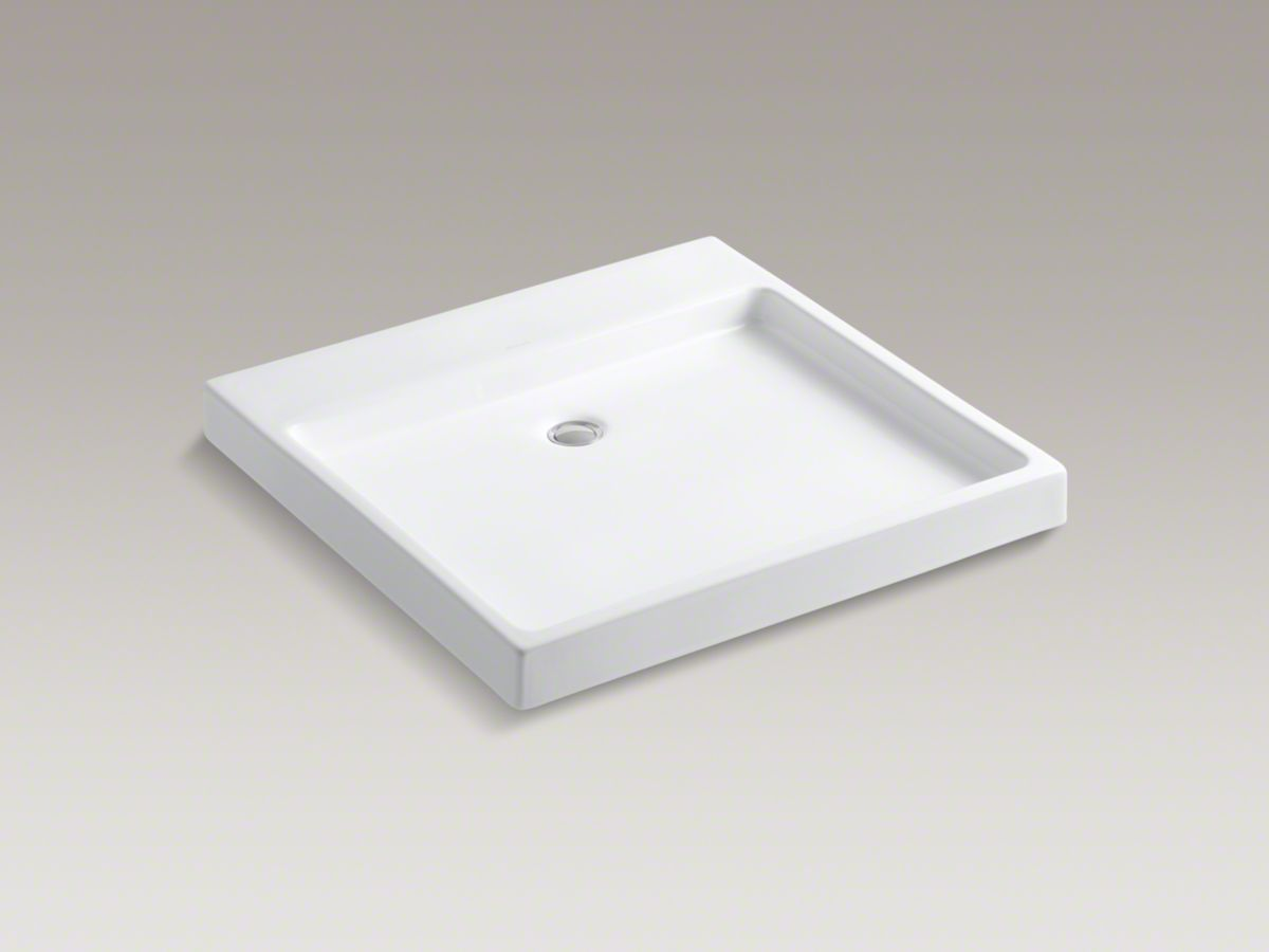 Product: Kohler Purist wading pool above-counter/wall-mount bathroom ...