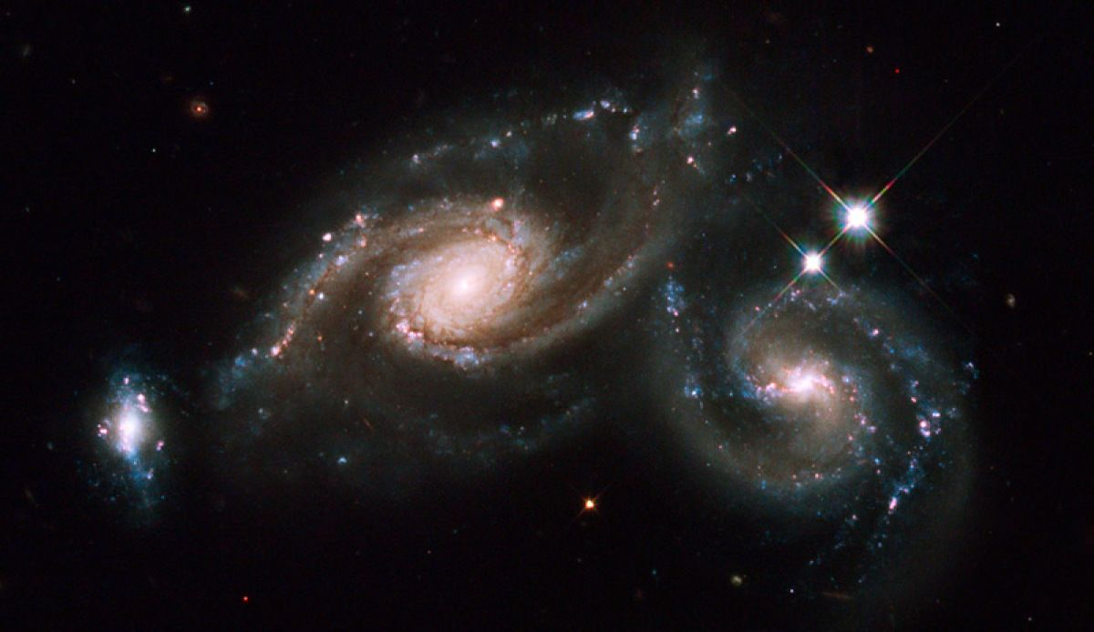 Look Coolest Images From Hubble Telescope After 22 Years In Space With Images Hubble Space Hubble Hubble Images