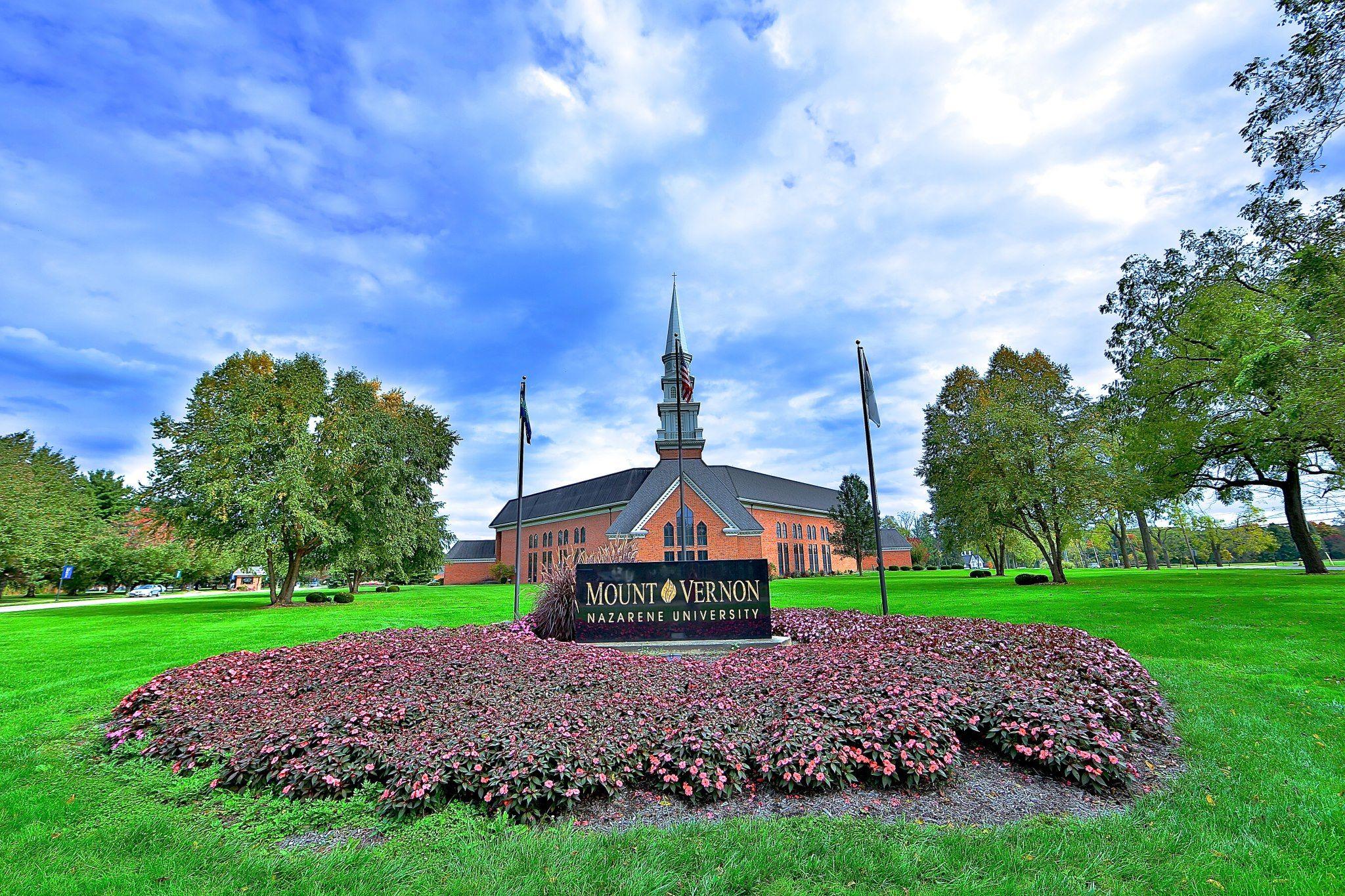 Mount Vernon Nazarene University >> Mount Vernon Nazarene University Photo By Sam Miller The