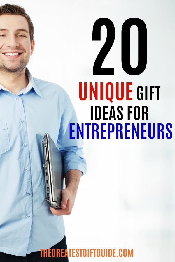 So We Put Together A Gift Guide Of The Best And Most Unique Ideas For Entrepreneurs
