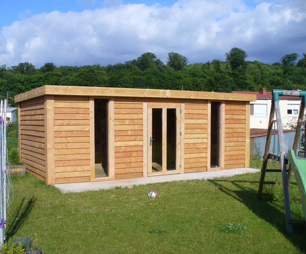 Best Abri De Jardin Habitable Toit Plat Images - Design Trends ...