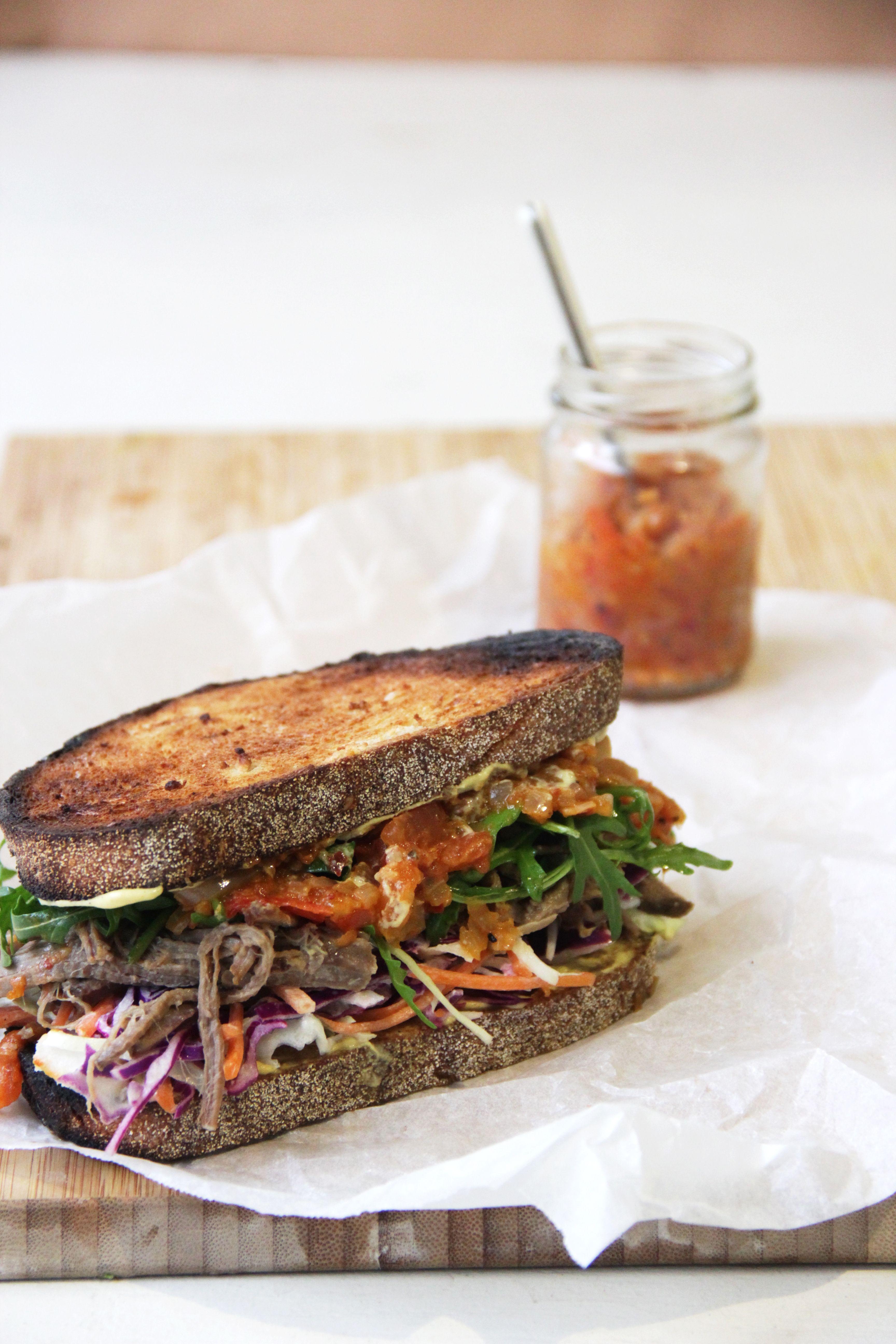 The Ultimate Beef Sandwich | Beef sandwich recipes. Beef sandwich. Recipes