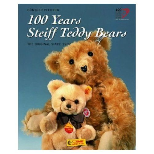 100 years Steiff Teddy Bears.