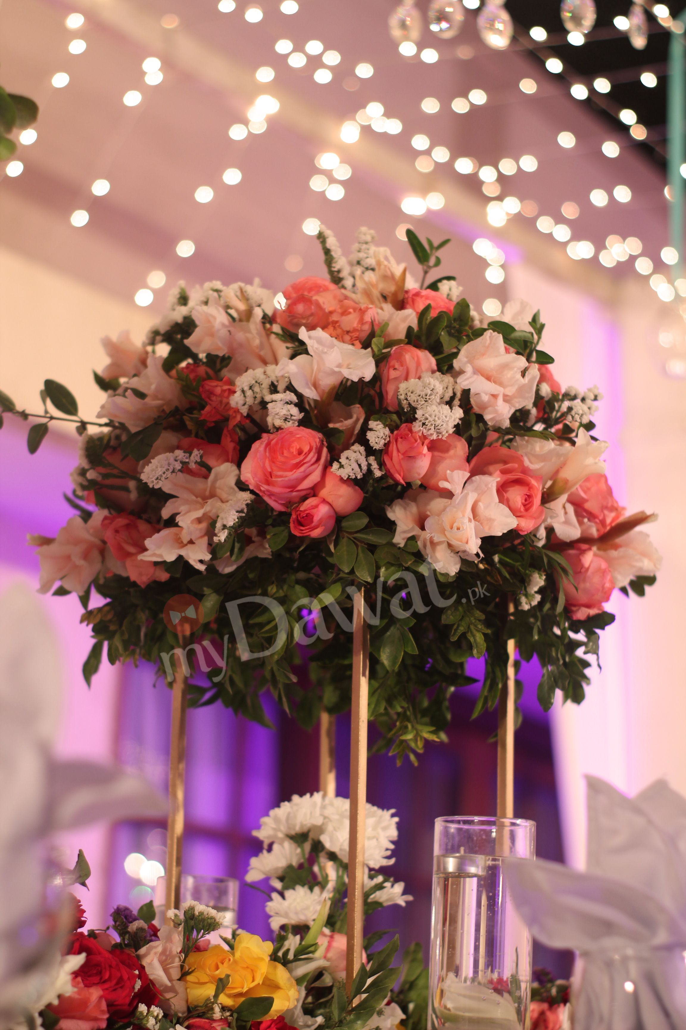 Pin by myDawat.pk on Centerpieces Centerpieces, Table